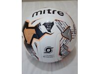 Size 4 Brand New Mitre Ultimatch Football RRP £22
