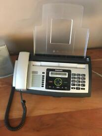 Fax - Phone - Answering Machine