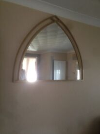 Next Home large arched mirror for sale