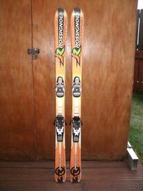 Rossignol junior skis 130cm