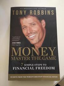 Tony Robbins - money master the gane