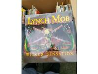 Signed Lynch mob record