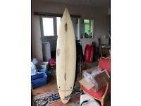 7ft great surfboard !