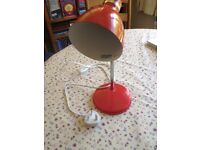 Bedside/table lamps/clip to bed/under kitchen lighting
