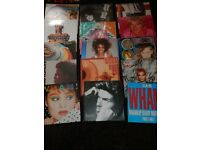 "JOB LOT 15, VINYL LP'S, 12"" SINGLES;.. MIXED LOT 15"