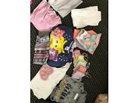Bundle of clothes for girls