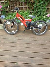 """Boys 20"""" wheel 6 speed bike"""