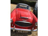 Wanted Austin Healey parts
