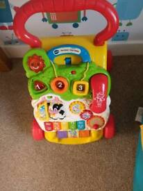 Baby walker immaculate condition