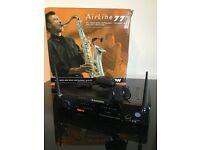 Samson Airline 77 Wireless Saxophone Mic