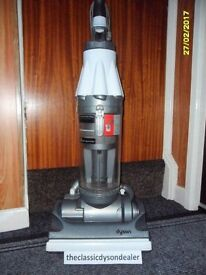dyson DC07 animal upright vacuum cleaner fully refurbished BRAND NEW 1600W MOTOR + more NEW parts