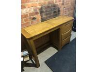 ORRICK Rustic Solid Oak - Oak Furnitureland