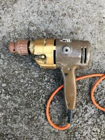Vintage Black and Decker Electric Drill