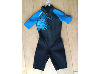Wetsuit for age 12