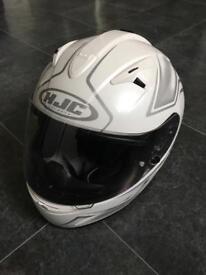 HJC Motorcycle Helmet - Large - As New