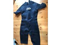 Women's CIC short wetsuit