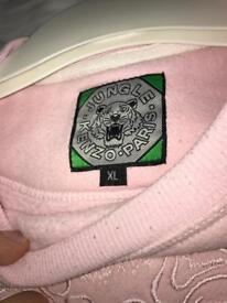 Kenzo Light Pink Sweater