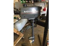 Mariner 2hp 2-Stroke Outboard Engine for Sale