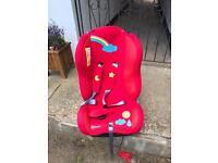 Child's car seat new