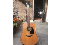 1970,s Jedson Accoustic Guitar