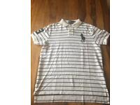 Ralph Lauren Polo Shirt - Large (custom fit)