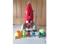ELC Red Happy Land Rocket