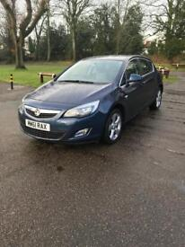 Vauxhall Astra 1.4 16v 100 sri
