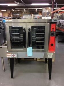 ELECTRIC AND GAS CONVECTION OVENS