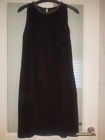 NEXT Black floaty dress