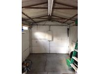 Storage space for rent in garage in Shepperton (TW17)
