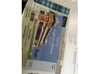 England vs Pakistan Test match @ Lords 1x tickets for day3 Saturday 26th of May