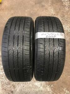225/55R18 DUNLOP All Season Tires (Pair) Calgary Alberta Preview