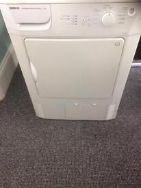 Beko 7kg condenser tumble dryer