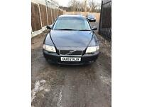 Volvo S80 2.4 auto fully loaded