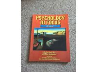Psychology in focus