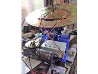 Promatic ABT (Wobble) clay pigeon trap 12 volt