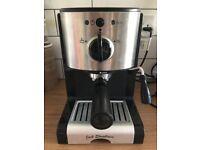 Espresso e Cappuccino Machine JACK STONEHOUSE