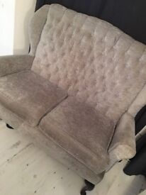 Vintage sofa for up styling