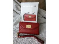 Genuine Michael Kors wallet clutch