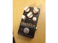 Snouse Blackbox Overdrive 2 - Bluesbreaker/King of Tone/Morning Glory clone