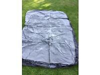 Double air mattress
