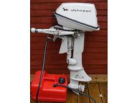 6HP Johnson Twin Outboard