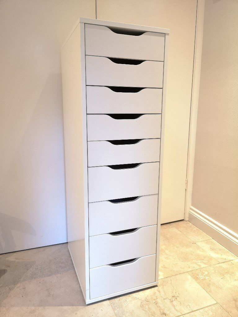 Ikea Alex Drawer Unit With 9 Drawers In Chesterfield Derbyshire Gumtree