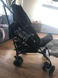 Brand new pushchair!