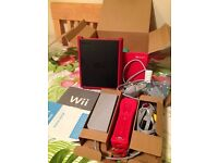 Wii mini console. Boxed with instructions & controller