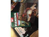 3 x fishing books