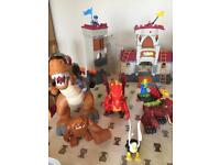 Boys toys - imaginext collection - perfect condition