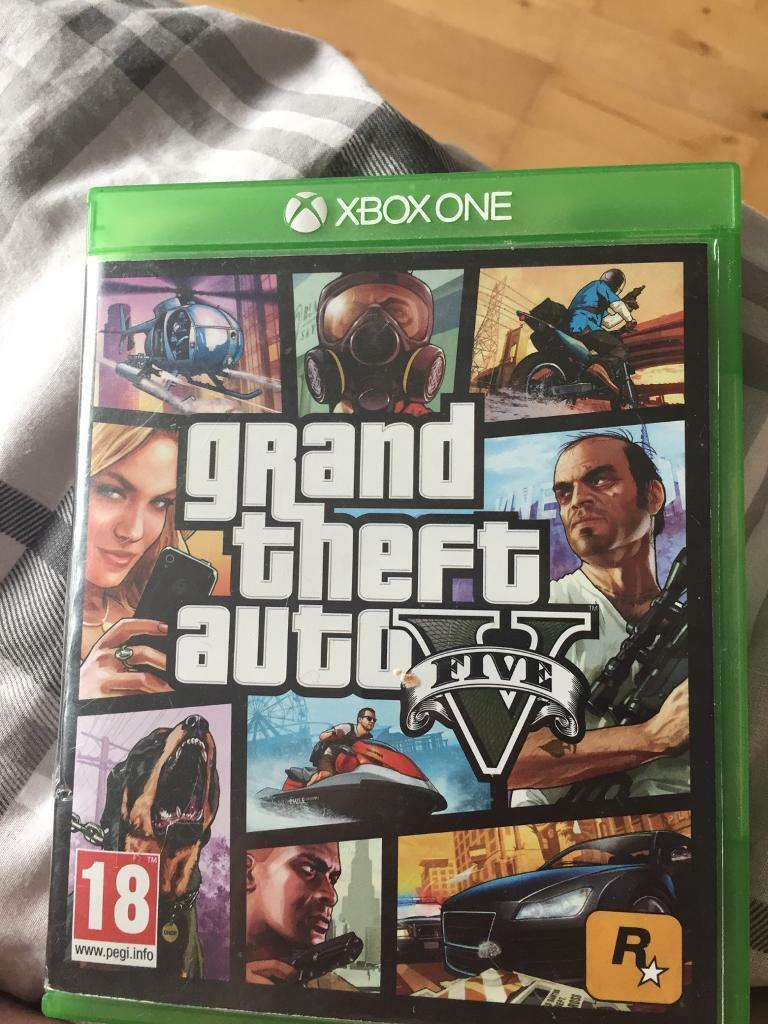 Gta V Xbox One In Inverness Highland Gumtree