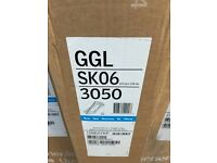 Velux Ggl Sk06 114 x 118 Pine Centre Pivot Roof Window