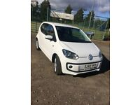 Great Little VW Up High, Sat Nav, Bluetooth, Heated Seats, Perfect confidence giver